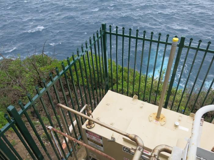 Security Perimeter Fence – Bondi Waste Water Treatment Plant Infrastructure