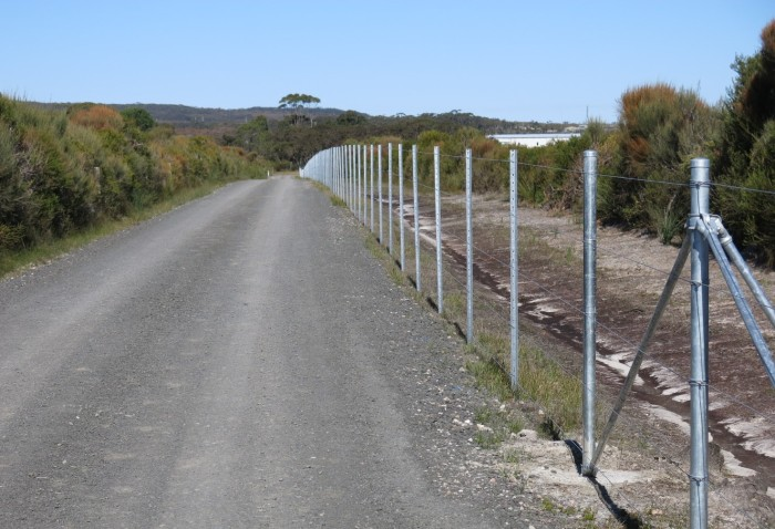 HMAS Albatross Perimeter Fence and Wombat Proofing, Jervis Bay Range Facility and Majura Training Area
